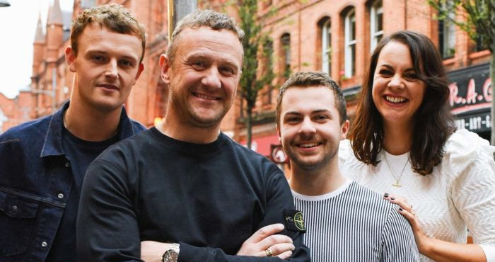 Young offenders cast