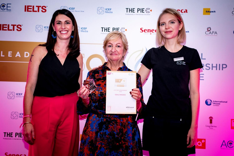 ACET Award Odile Migieu